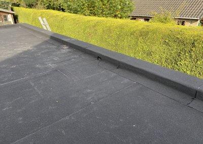 Plat dak Groesbeek